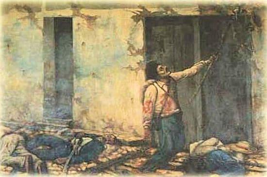 11 de abril aniversario de la Batalla de Rivas