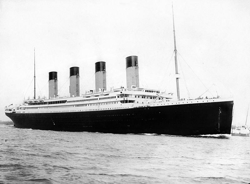 100 años después, el Titanic sigue cargado de leyendas