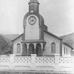 Iglesia Santa María de Dota. 1948