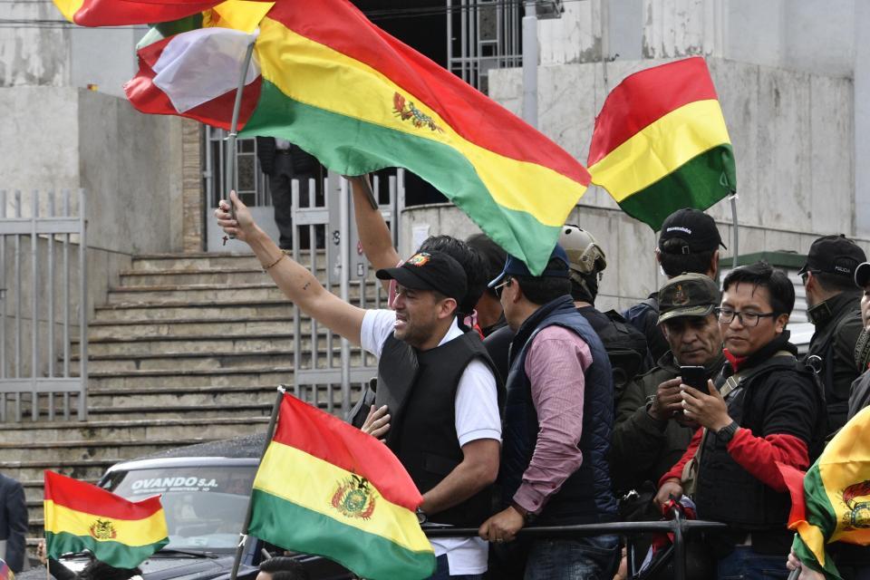 Bolivia, la hora de la barbarie