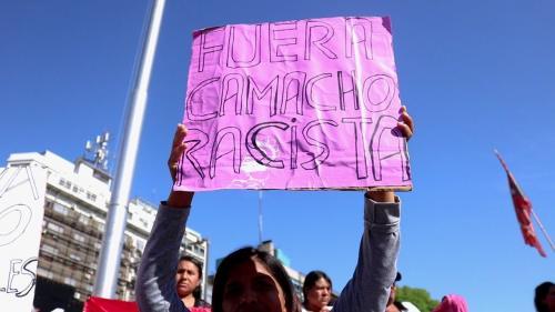 Bolivia: algunas notas para entender el golpe